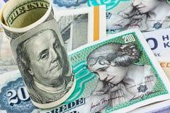 νόμισμα δανική Δανία κορωνώ&nu Στοκ εικόνες με δικαίωμα ελεύθερης χρήσης