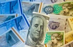 νόμισμα δανική Δανία κορωνώ&nu Στοκ φωτογραφία με δικαίωμα ελεύθερης χρήσης
