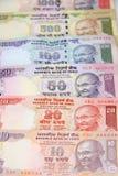 νόμισμα Ινδός Στοκ Εικόνα