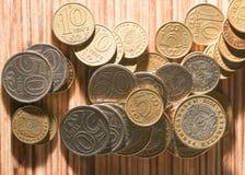 νόμισμα Κινηματογράφηση σε πρώτο πλάνο Στοκ φωτογραφία με δικαίωμα ελεύθερης χρήσης