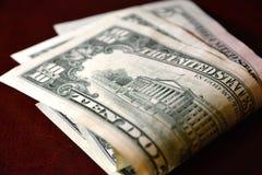 Νόμισμα (δολάρια) Στοκ φωτογραφία με δικαίωμα ελεύθερης χρήσης