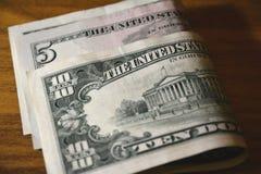 Νόμισμα (δολάρια) Στοκ εικόνες με δικαίωμα ελεύθερης χρήσης