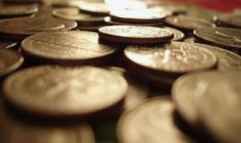 νόμισμα σκληρό Στοκ φωτογραφίες με δικαίωμα ελεύθερης χρήσης