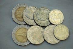 Νόμισμα Ταϊλάνδη Στοκ φωτογραφίες με δικαίωμα ελεύθερης χρήσης