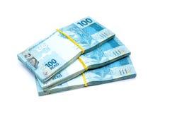 Νόμισμα της Βραζιλίας Στοκ φωτογραφίες με δικαίωμα ελεύθερης χρήσης