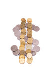 Νόμισμα της Μαλαισίας Στοκ εικόνα με δικαίωμα ελεύθερης χρήσης