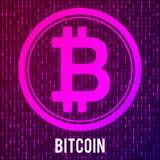 Νόμισμα Cripto bitcoin Απεικόνιση αποθεμάτων