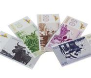 Νόμισμα Ventspils sity (Λετονία) - venti Στοκ Εικόνες