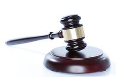 Νόμος και τάξη Στοκ Φωτογραφία
