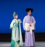 """Νόμος ως το προξενητής-δεύτερο πράξη-Kunqu Opera""""Madame άσπρο Snake† Στοκ Φωτογραφίες"""