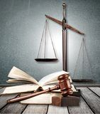 νόμος Στοκ Εικόνα