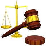 νόμος Στοκ Φωτογραφία
