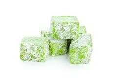 Νόστιμα ασιατικά γλυκά Στοκ εικόνα με δικαίωμα ελεύθερης χρήσης