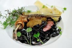Νόστιμα ιταλικά τρόφιμα Στοκ φωτογραφίες με δικαίωμα ελεύθερης χρήσης