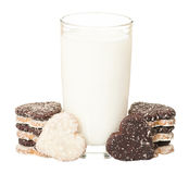 Νόστιμα μπισκότα Στοκ Εικόνα