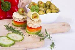 Νόστιμα τρόφιμα δάχτυλων Στοκ φωτογραφίες με δικαίωμα ελεύθερης χρήσης