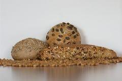 Νόστιμα baguettes δημητριακών Στοκ εικόνες με δικαίωμα ελεύθερης χρήσης