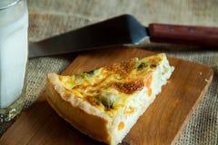 Νόστιμη πίτα Στοκ Εικόνες