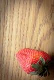 νόστιμη φράουλα Στοκ εικόνες με δικαίωμα ελεύθερης χρήσης