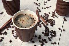 Νόστιμο φλιτζάνι του καφέ Στοκ φωτογραφίες με δικαίωμα ελεύθερης χρήσης