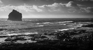 Νότια ακτή της Ισλανδίας Στοκ Εικόνες
