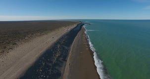 Νότια ατλαντική παραλία flyby