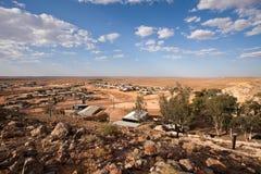Νότια Αυστραλία τοπίων Pedy Coober Στοκ φωτογραφία με δικαίωμα ελεύθερης χρήσης