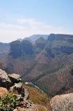 Νότια Αφρική, ανατολή, επαρχία Mpumalanga Στοκ Εικόνα