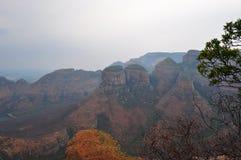 Νότια Αφρική, ανατολή, επαρχία Mpumalanga Στοκ Φωτογραφίες