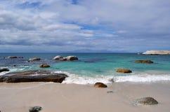 Νότια Αφρική, δυτικό ακρωτήριο, χερσόνησος ακρωτηρίων Στοκ Φωτογραφία