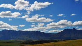 Νότια Αφρική, δυτικό ακρωτήριο, χερσόνησος ακρωτηρίων Στοκ εικόνες με δικαίωμα ελεύθερης χρήσης