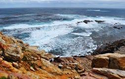 Νότια Αφρική, δυτικό ακρωτήριο, χερσόνησος ακρωτηρίων Στοκ Εικόνες