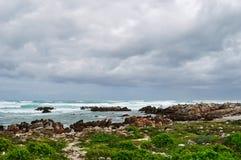 Νότια Αφρική, δυτικό ακρωτήριο Στοκ Εικόνα