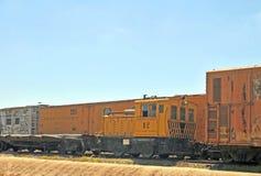 Νότια Καλιφόρνια Edison Switching Engine στοκ εικόνα με δικαίωμα ελεύθερης χρήσης