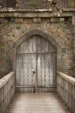 Νότια Ουαλία του Castle Caerphilly Στοκ Εικόνες