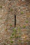 Νότια Ουαλία του Castle Caerphilly Στοκ Φωτογραφίες