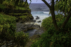 Νότια παράλια Maui Στοκ φωτογραφία με δικαίωμα ελεύθερης χρήσης