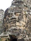 Νότια πύλη Angkor Thom, Καμπότζη στοκ εικόνες