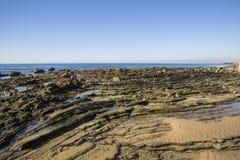 Νότιες λίμνες παλίρροιας Καλιφόρνιας όμορφες στοκ εικόνες