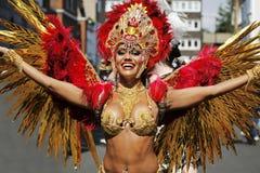 Νότινγκ Χιλ καρναβάλι, 2013 στοκ φωτογραφία με δικαίωμα ελεύθερης χρήσης
