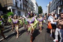 Νότινγκ Χιλ καρναβάλι, 2013 στοκ εικόνες