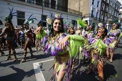 Νότινγκ Χιλ καρναβάλι, 2013 στοκ εικόνες με δικαίωμα ελεύθερης χρήσης
