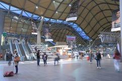 Νότιος διαγώνιος σταθμός τρένουΜελβούρνη Στοκ φωτογραφία με δικαίωμα ελεύθερης χρήσης