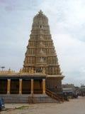 Νότιος ινδικός ναός, Mysore στοκ εικόνα με δικαίωμα ελεύθερης χρήσης