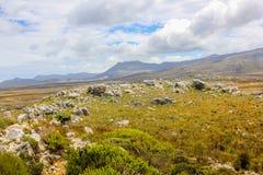 νότιος πίνακας βουνών της Αφρικής Στοκ φωτογραφία με δικαίωμα ελεύθερης χρήσης