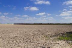 Νότιος τοίχος συνόρων σε Brownsville, Τέξας Στοκ Εικόνες