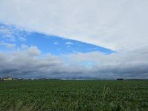 Νότιο Βοημίας τοπίο στοκ εικόνες