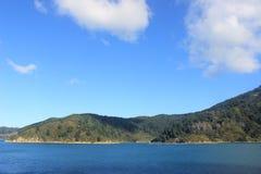 Νότιο νησί της Νέας Ζηλανδίας, στενό μαγείρων στοκ εικόνες με δικαίωμα ελεύθερης χρήσης
