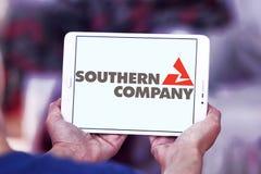 Νότιο λογότυπο επιχείρησης Στοκ Φωτογραφίες