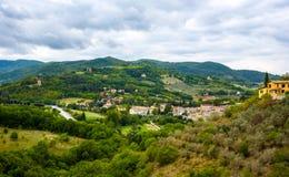 νότιο trentino Τύρολο τοπίων της Ιταλίας χωρών Στοκ Φωτογραφία